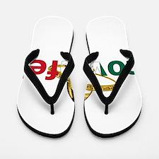 covfefe! Flip Flops