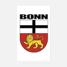 Bonn Sticker (Rectangle)
