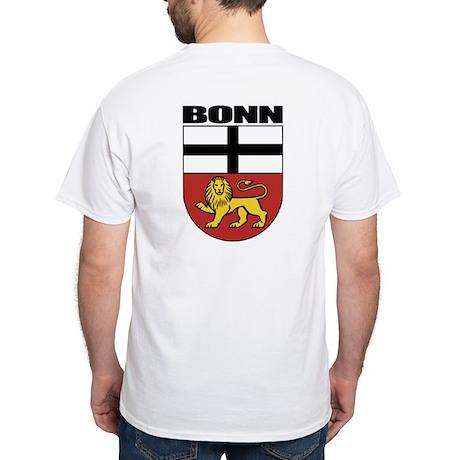 Bonn White T-Shirt