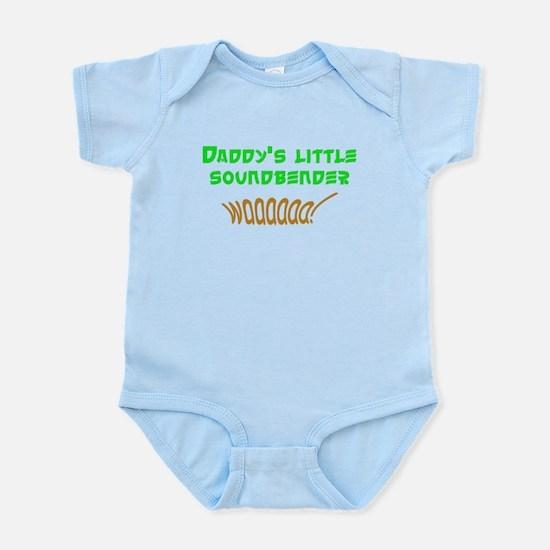 little soundbender Infant Bodysuit