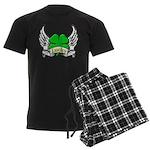 Lucky Tattoo Men's Dark Pajamas