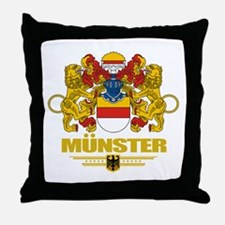 Munster Throw Pillow