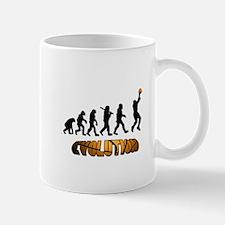 Basketball Evolution Mug