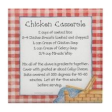 Chicken Casserole Kitchen Tile