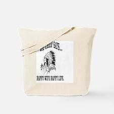 The chief head honcho boss big kahuna Tote Bag