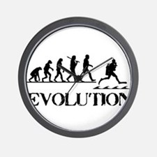 Scuba Evolution Wall Clock