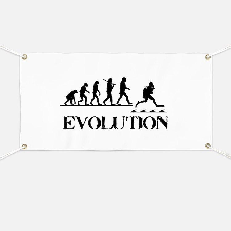 Scuba Evolution Banner