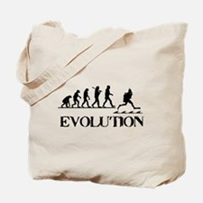 Scuba Evolution Tote Bag