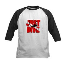 Just Dive Tee