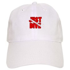Just Dive Baseball Cap
