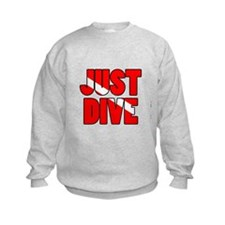 Just Dive Sweatshirt