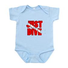 Just Dive Infant Bodysuit