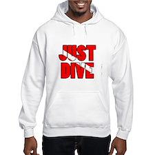 Just Dive Hoodie