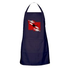 Scuba Buddy Apron (dark)