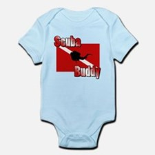 Scuba Buddy Infant Bodysuit