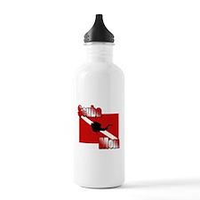 Scuba Mom Water Bottle