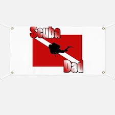 Scuba Dad Banner