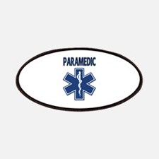 Paramedic EMS Patches