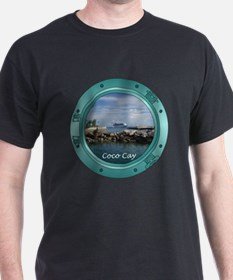 Coco Cay Cruise Ship T-Shirt