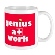 geniusatwork Mugs