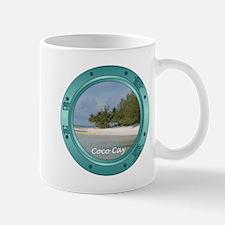 Coco Cay Porthole Mug