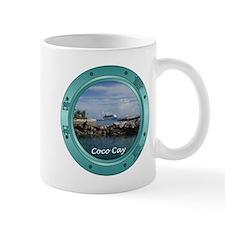Coco Cay Cruise Ship Small Mug