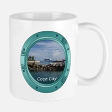 Coco Cay Cruise Ship Small Small Mug