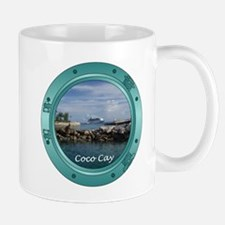 Coco Cay Cruise Ship Small Small Mug