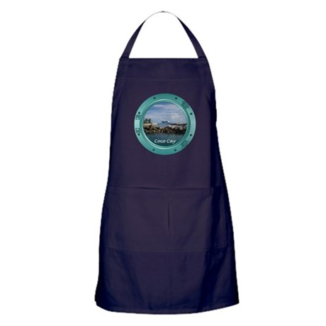 Coco Cay Cruise Ship Apron (dark)