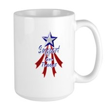 Support the Troops Mug