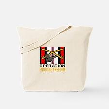 Cavalry Stinger OEF Tote Bag