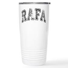 RAFA Grunge Travel Mug