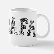 RAFA Grunge Mug