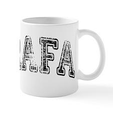 RAFA Grunge Small Mug
