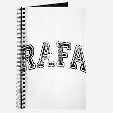 RAFA Grunge Journal