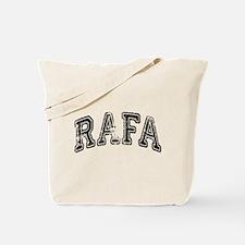RAFA Grunge Tote Bag