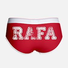 RAFA Grunge Women's Boy Brief
