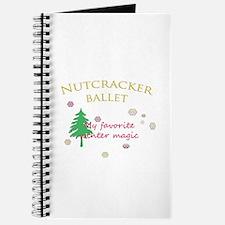 Nutcracker Ballet 2011 Journal