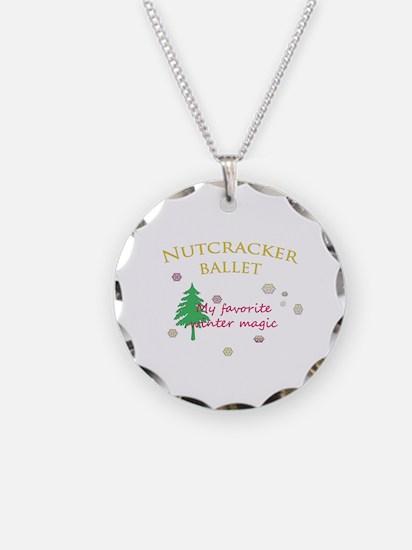 Nutcracker Ballet 2011 Necklace