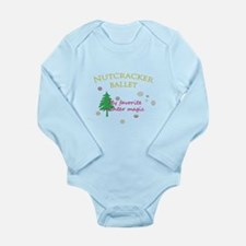 Nutcracker Ballet 2011 Long Sleeve Infant Bodysuit