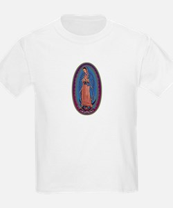 12 Lady of Guadalupe T-Shirt