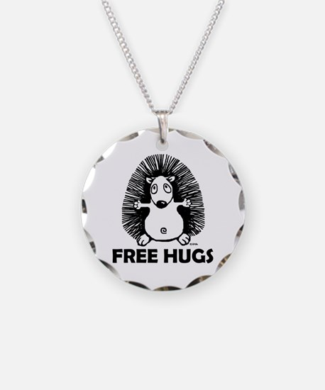 Free hugs Necklace