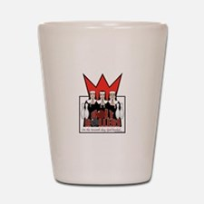 NEW! Holy Rollers Shot Glass