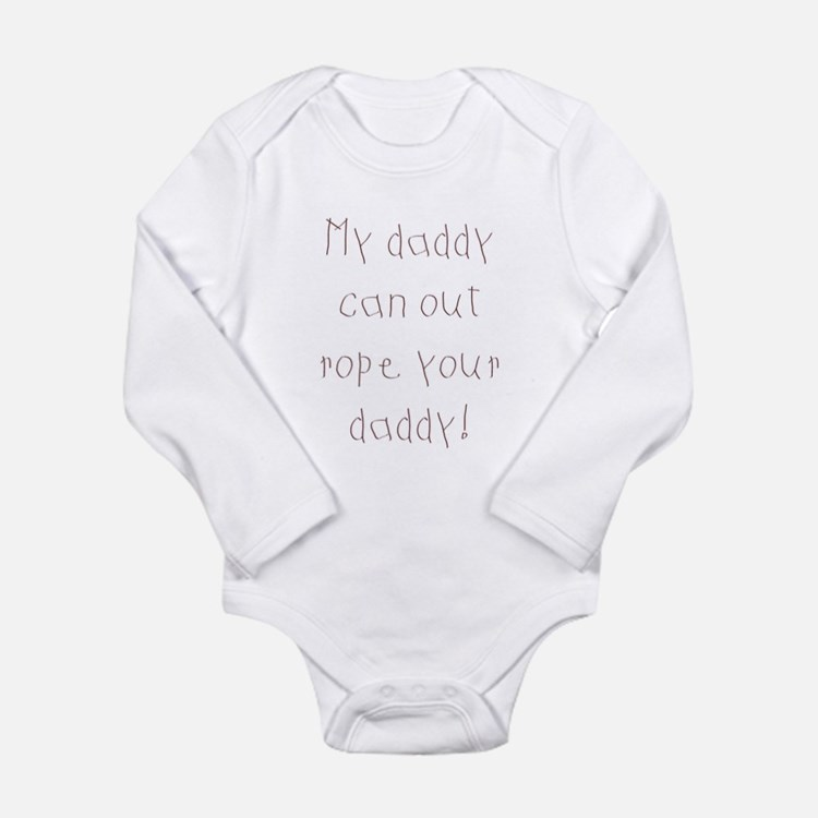 3-my daddy Body Suit