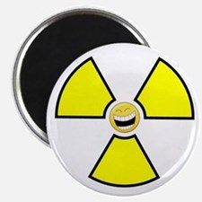 "Nuclear Happy 2.25"" Magnet (10 pack)"