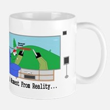 A moment From Reality Mug