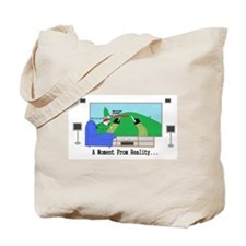 A moment From Reality Tote Bag