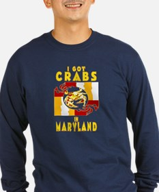 I Got Crabs in Maryland T