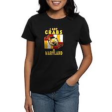 I Got Crabs in Maryland Tee