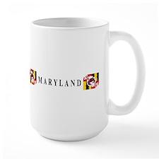 I Got Crabs in Maryland Mug